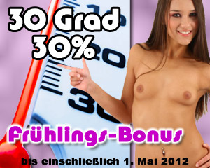 Frühlings Bonusaktion